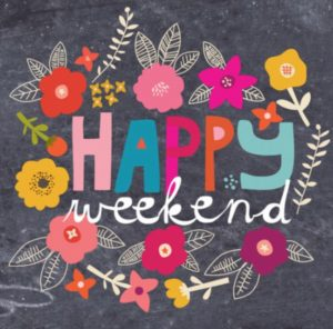 Images of happy long weekend